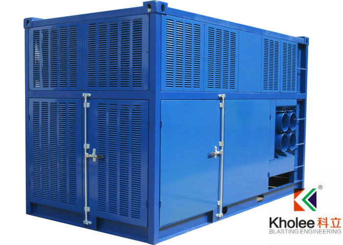 Air Cooled Dehumidifier with Heat Pump Technology