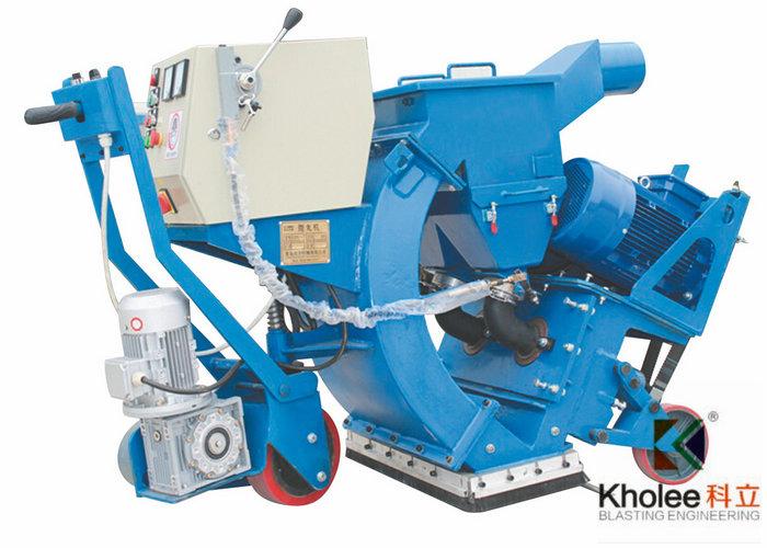 KLRO Mobile Shot Blaster