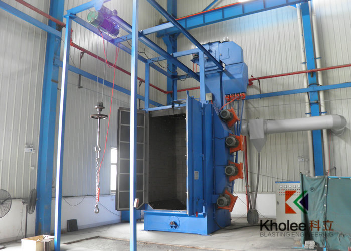 KLQ Hook Type Shot Blasting Machine