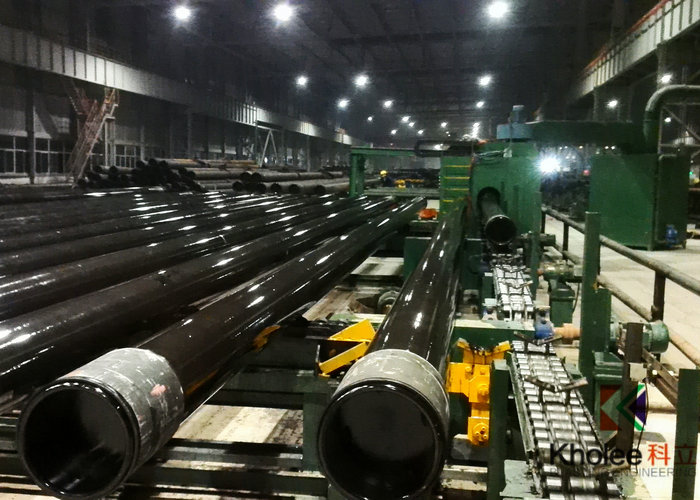 Black Varnish Painting Production Line for Oil Casing Tube