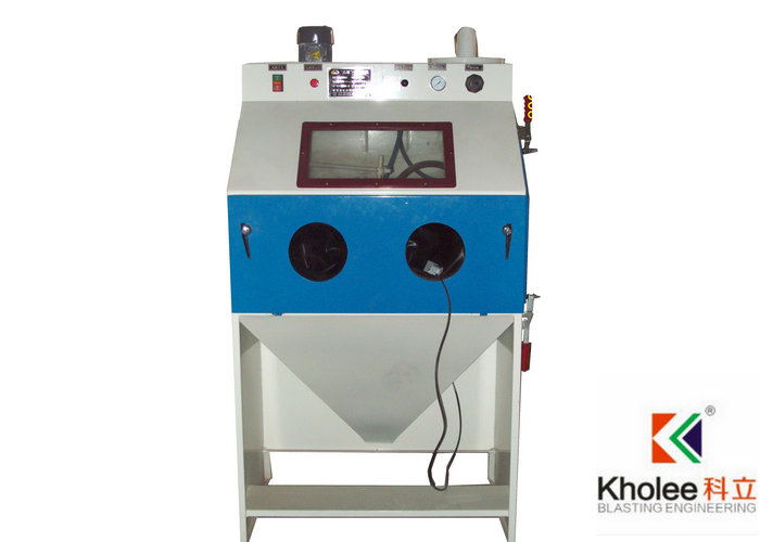 Manual Drying Sand Blasting Cabinet